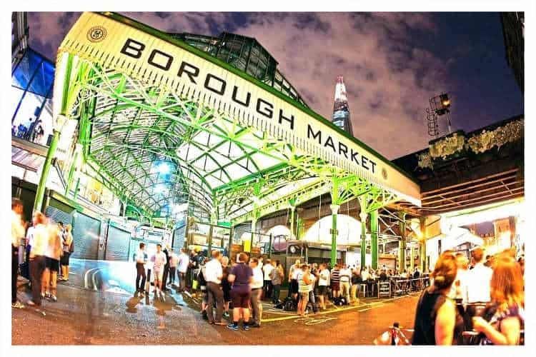 Borough Market London