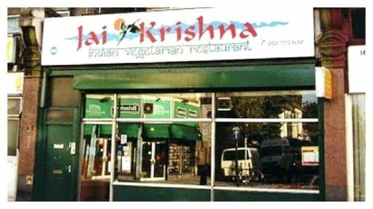 Hare Krishnas London