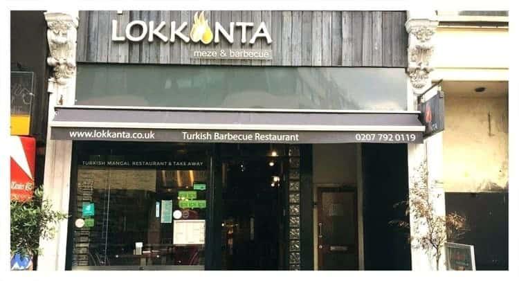 Lokkanta Meze & Barbecue London
