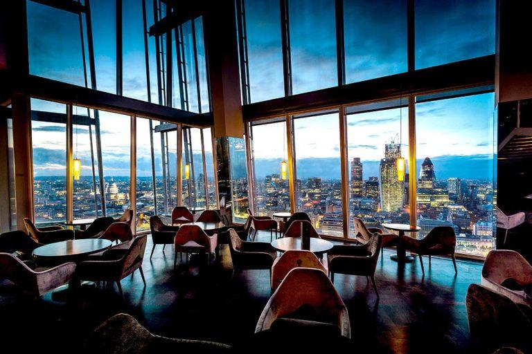 The Top Restaurants in London