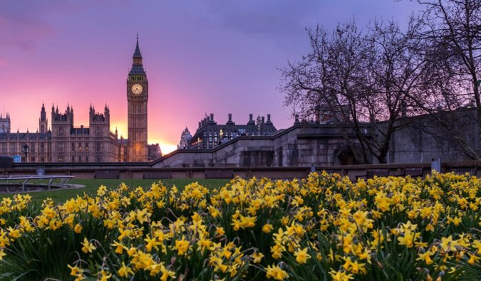 Top 12 Walking Tours In London