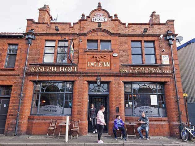Eagle Inn Manchester