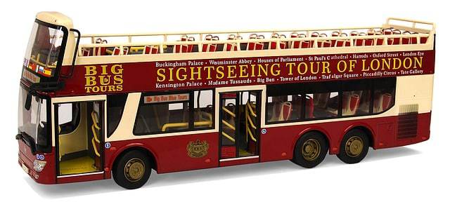 London Sightseeing Tour Buss