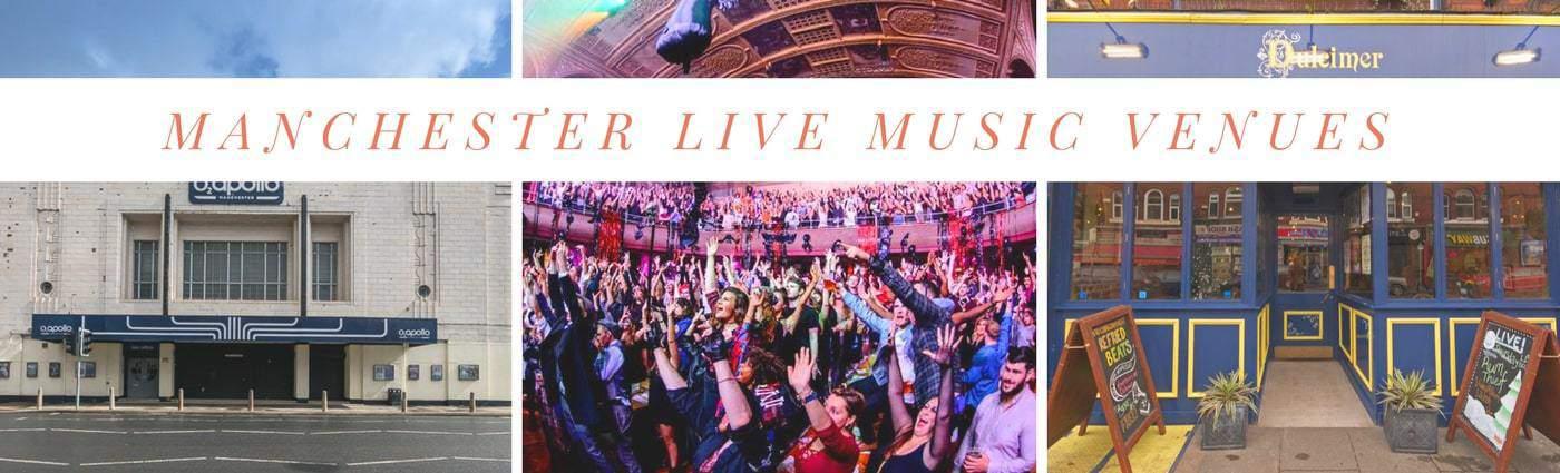 Manchester live music venues