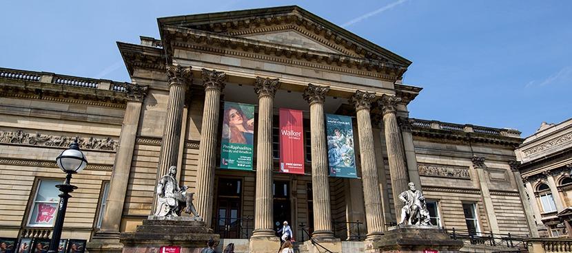 The Walker Art Gallery Liverpool