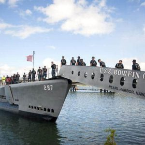 USS Bowfin Submarine Museum Joint Base Pearl Harbor