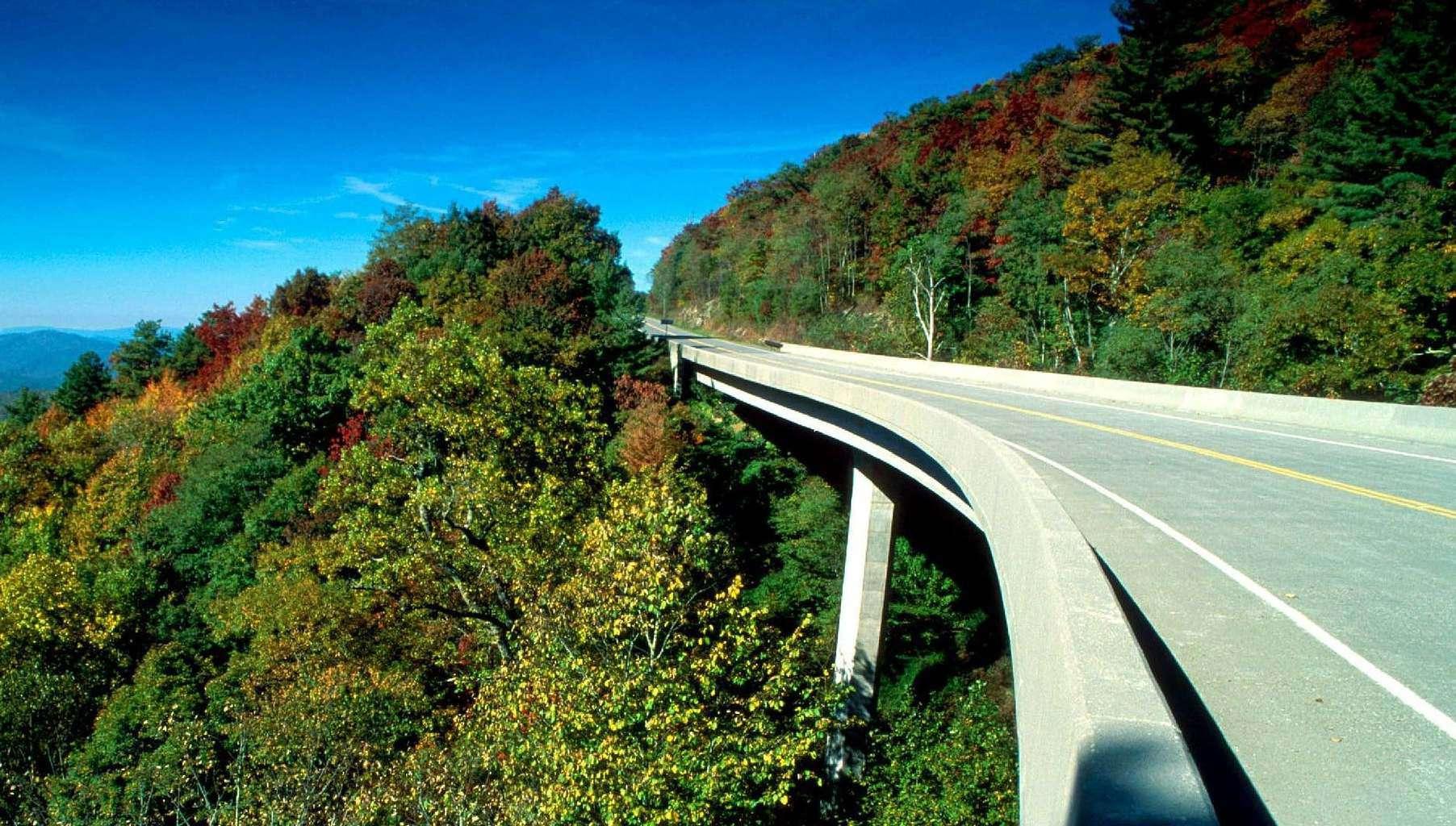 Cherokee Foothills Scenic Highway