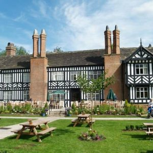 Worsley Old Hall