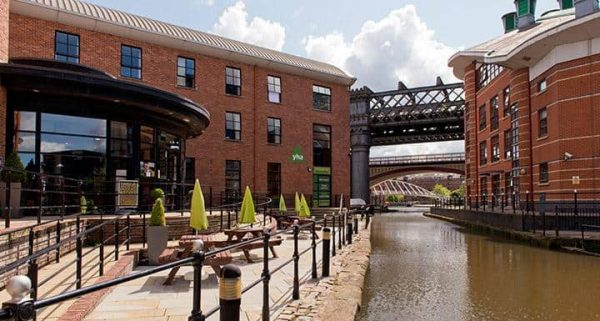 YHA Manchester Hostel
