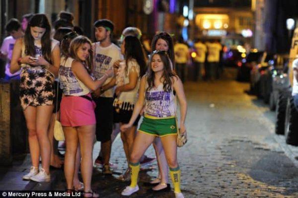 liverpool bar crawl