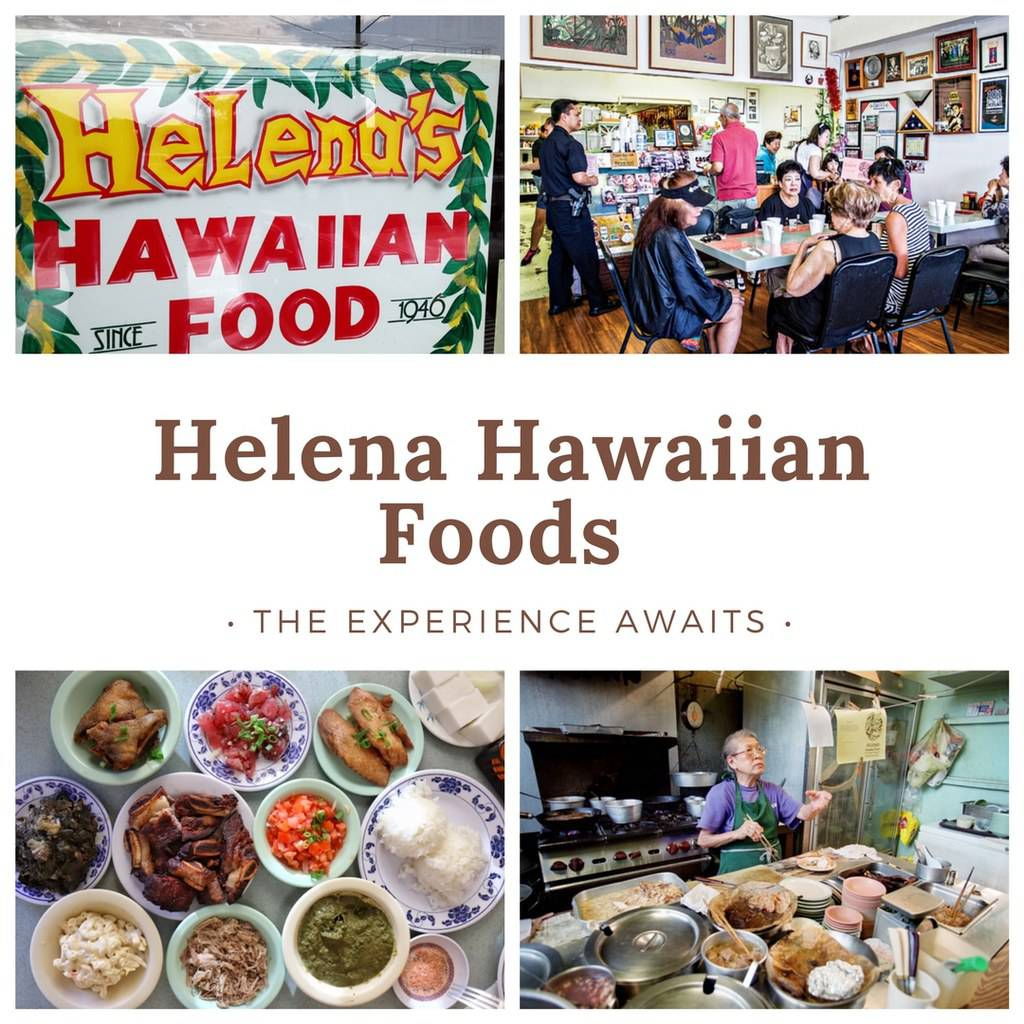 Helena Hawaiian Foods