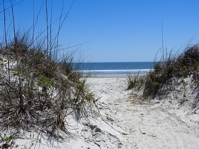 beaches-North-Carolina-thinkhostel