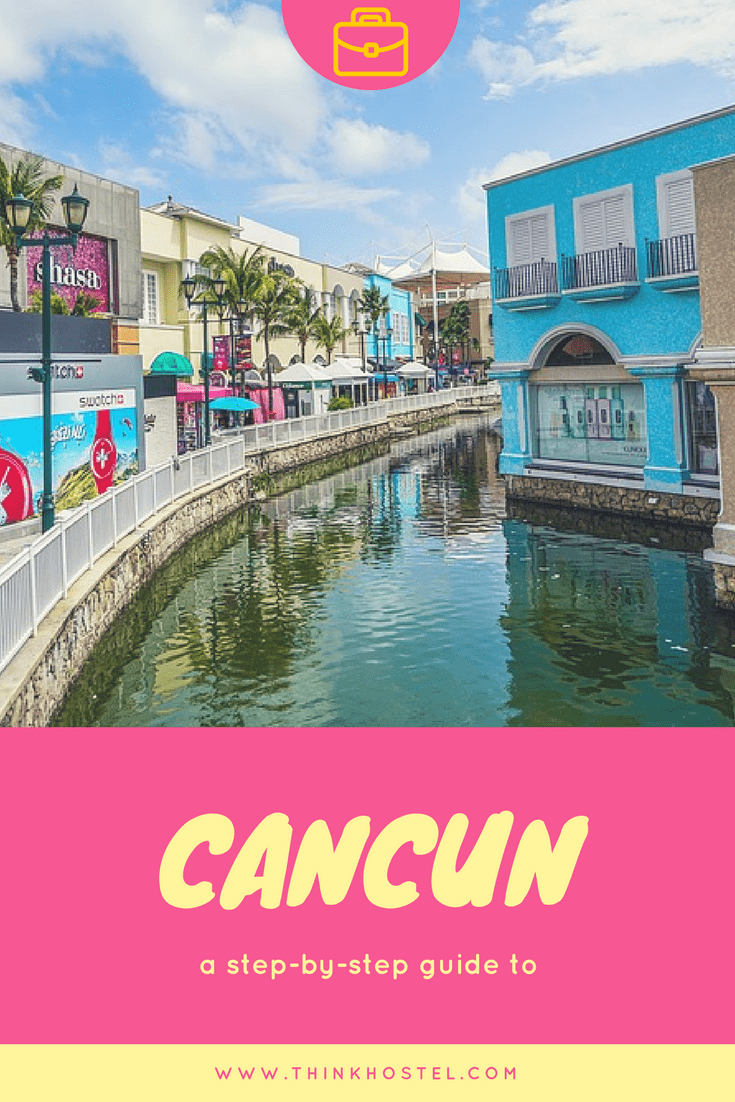 cancun guide post