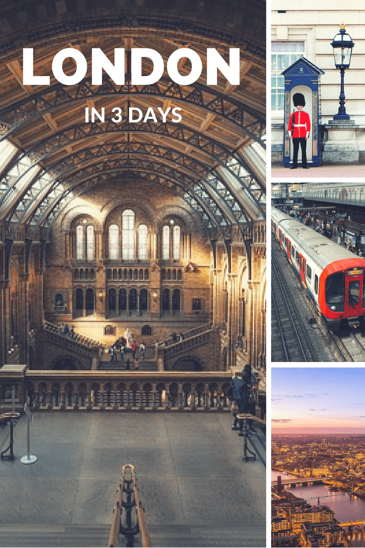 3 Days in London 4