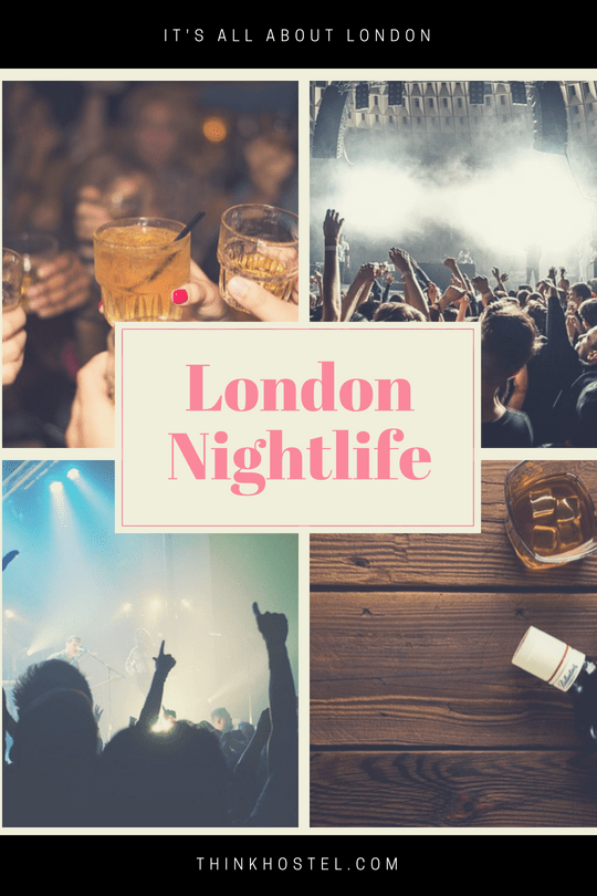 al about london nightlife