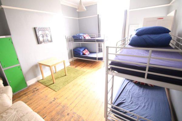 Dorm 4 main room