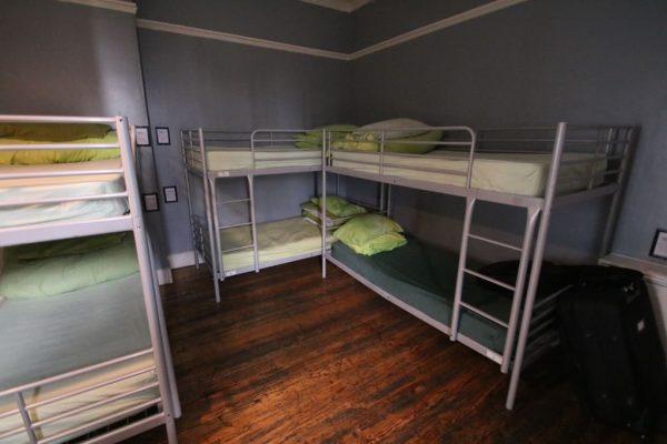 Dorm 5 corner