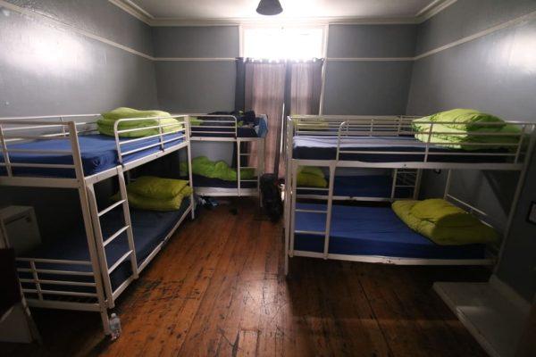 Dorm 6 main room