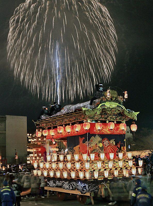 Chichibu Night Festival 3