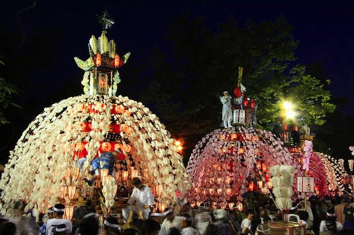 Chichibu Night Festival 5