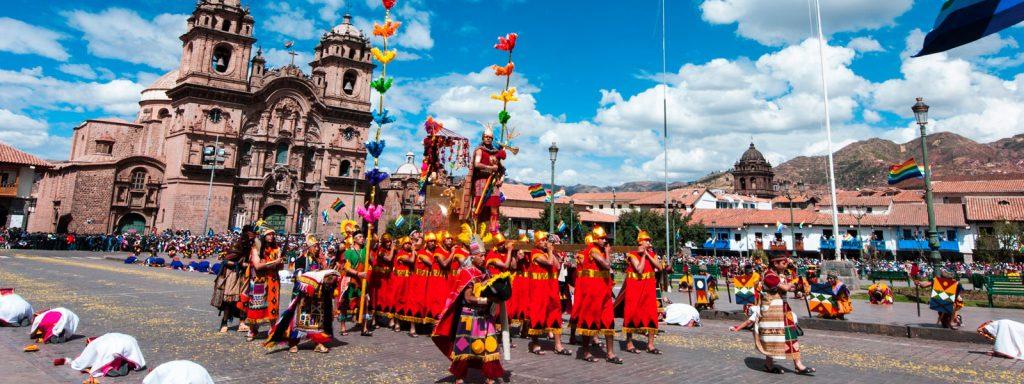 Inti Raymi Celebrations