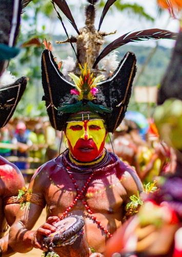 Mount Hagen Cultural Show 5