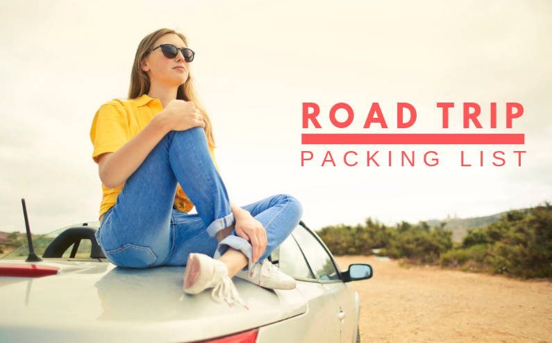 Our road trip packing list