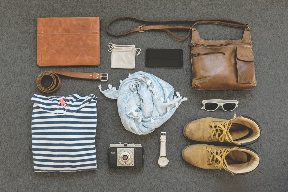 Travel accessories 1