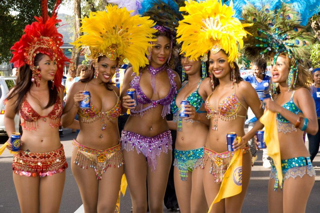 Trinidad Carnival Celebrations