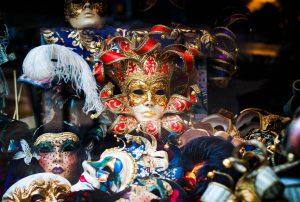 Venic Carnival Italy