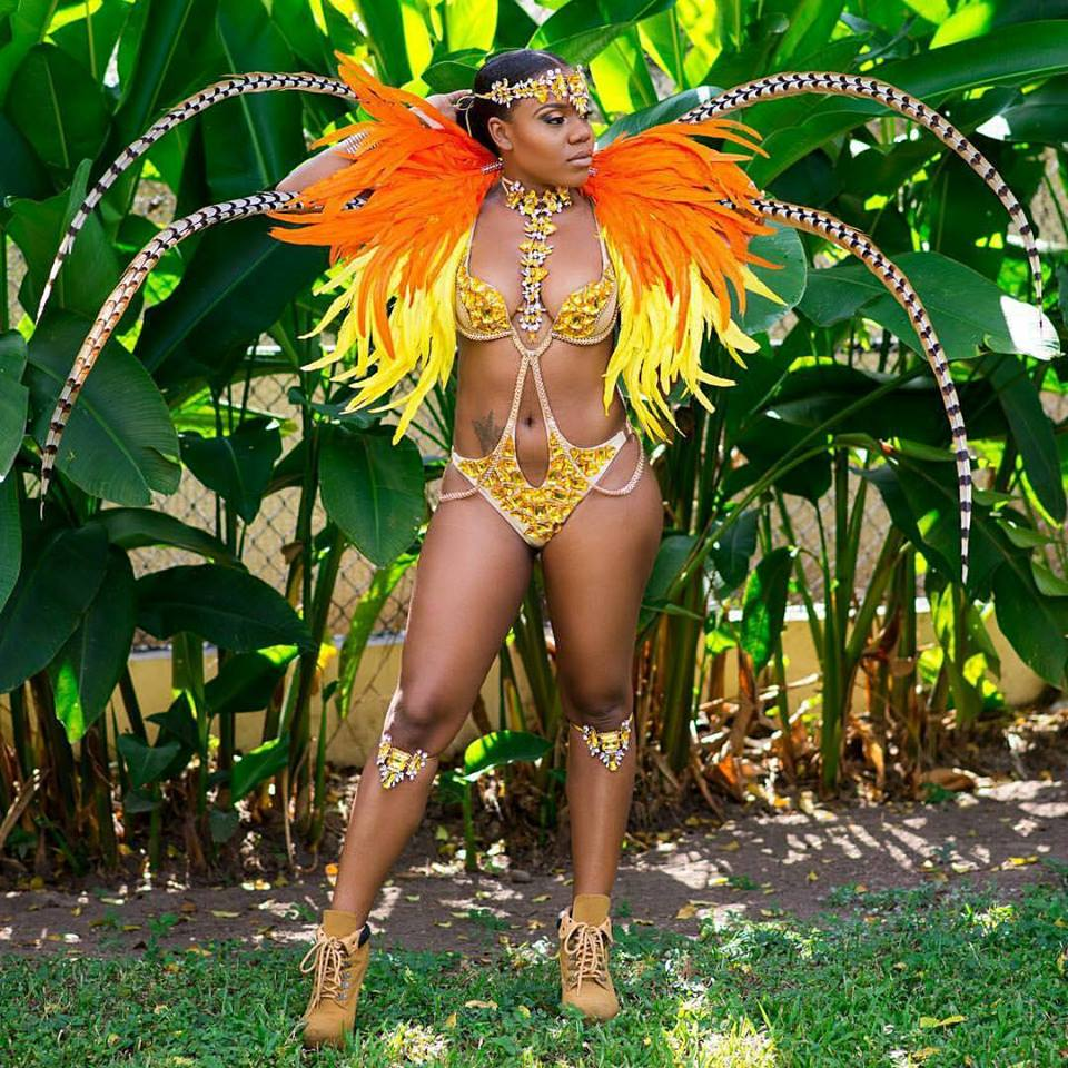 carnival jamaica celebration