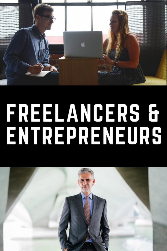 freelancers & entrepreneurs