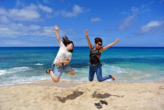 Blue Hawaii Tours Island Tour Lanikai