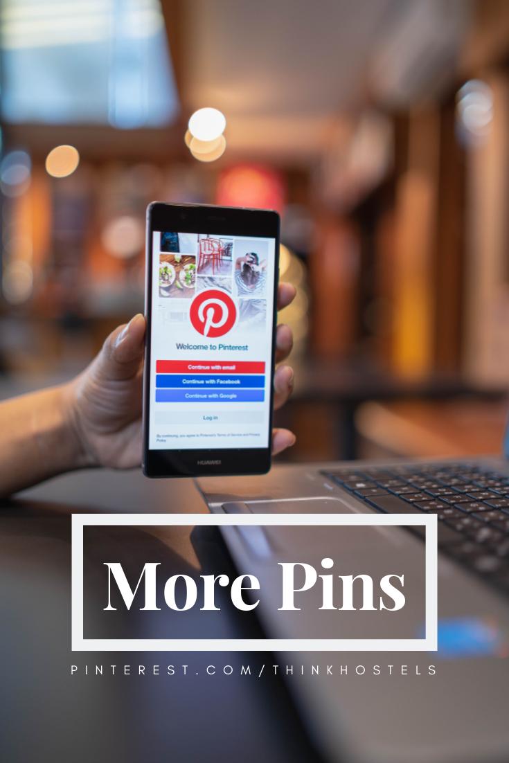 Pinterest more pins