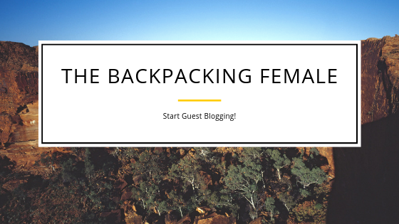 The BACKPACKING FEMALE