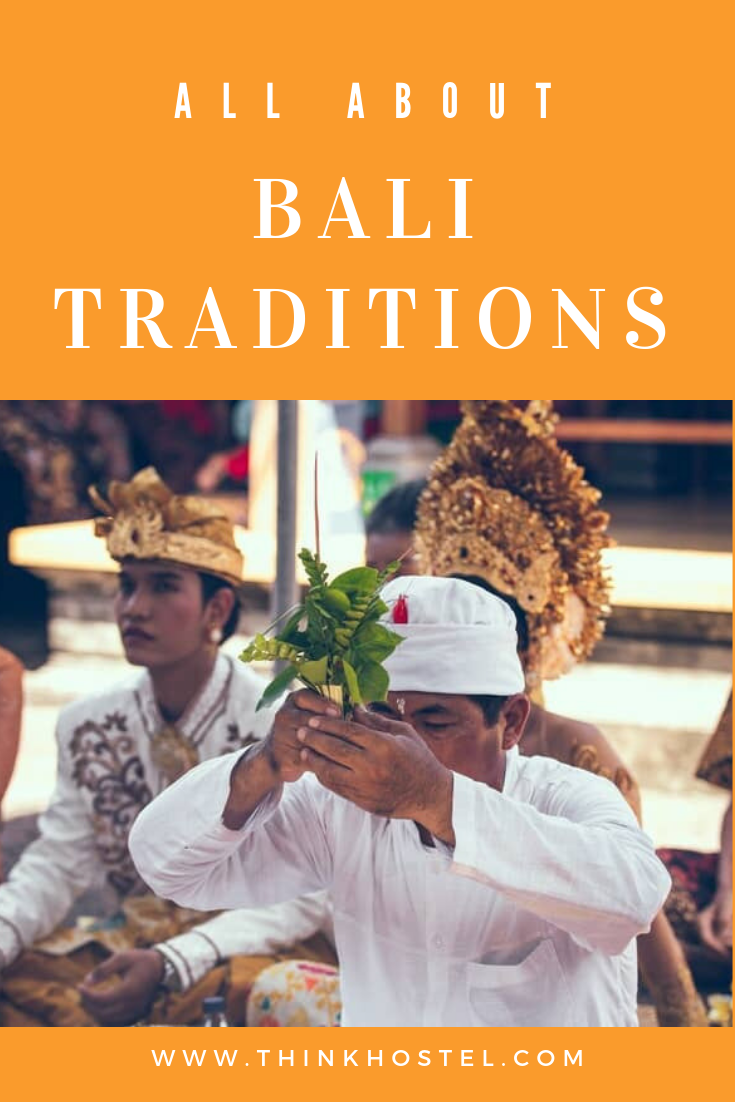 bali traditions