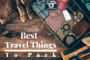 best travel things to pack