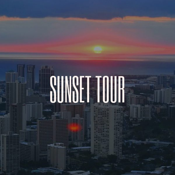 sunset tour